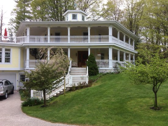 Hexagon House Bed and Breakfast Foto