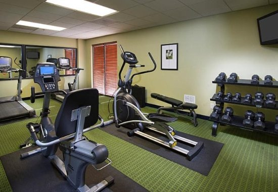 Fairfield Inn & Suites Charleston Airport/Convention Center: Fitness Center
