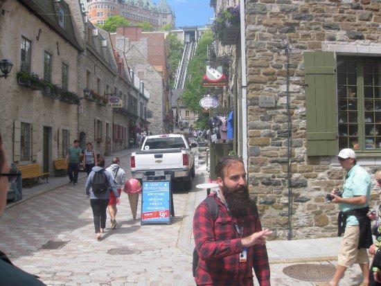 Free Tours Of Quebec Sam