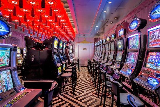 Chinesischer Salon Picture Of Casino Wien Vienna Tripadvisor