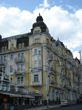 Belvedere Spa Hotel: Отель