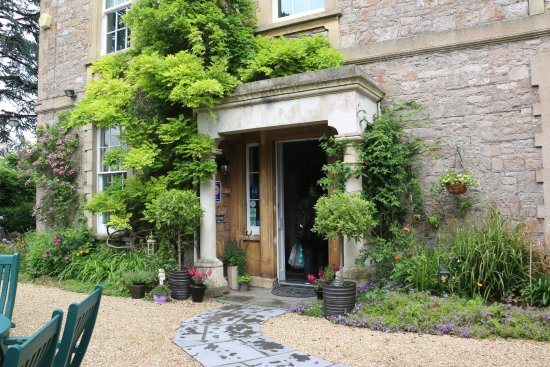 Yatton, UK: Hollybank Bed & Breakfast, entrance