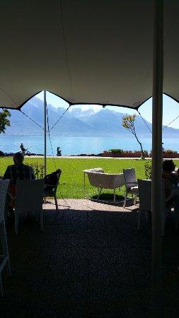 Territet, İsviçre: Le Pavillon 2 Montreux
