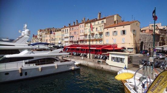 Port De Saint Tropez Picture Of Le Brigantin Ii Saint Tropez