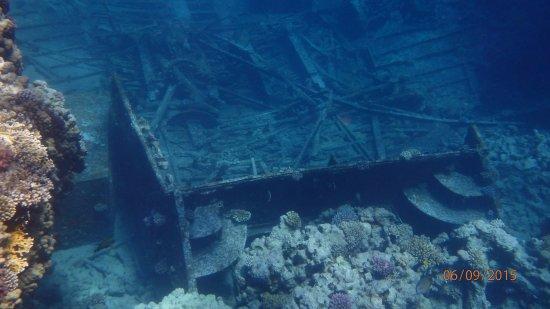 """Giftun Islands: """"titanik"""""""