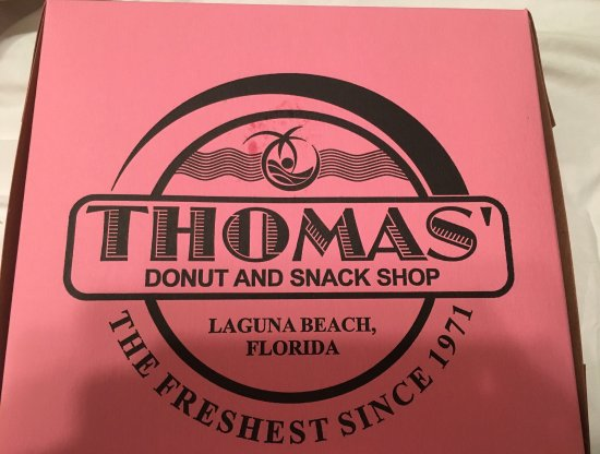 Thomas Donut & Snack shop: photo0.jpg