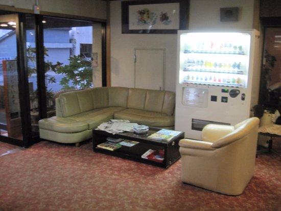 Hotel New Murakoshi : ホテルロビー