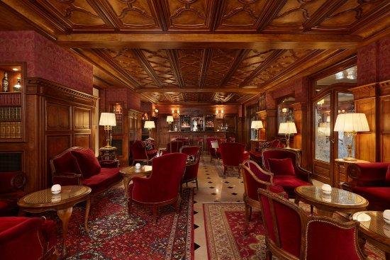 Regina Hotel: Hotel Regina's English Bar