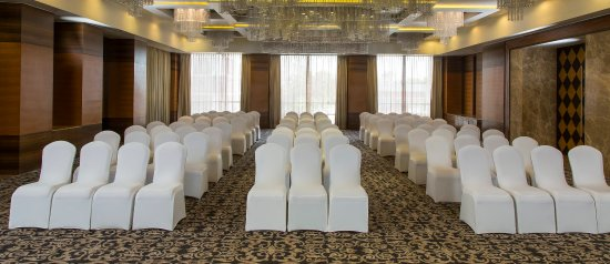 Radisson Blu Hotel Ahmedabad: Meeting Room