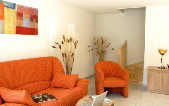 Lissieu, Frankrike: Lounge Area