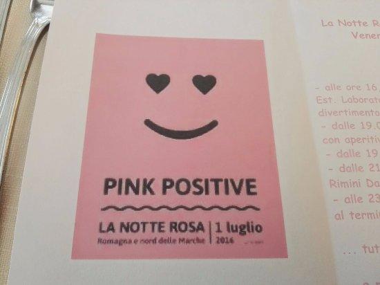 Hotel Agostini : notte rosa