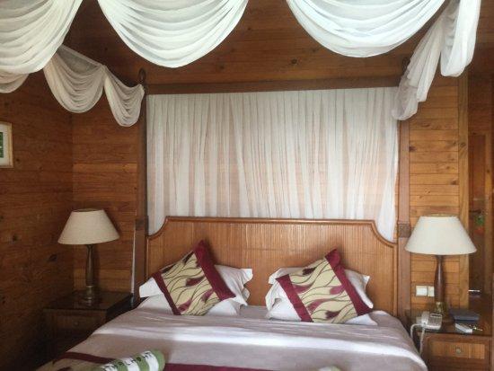 Hulhumale Inn : Бунгало на воде
