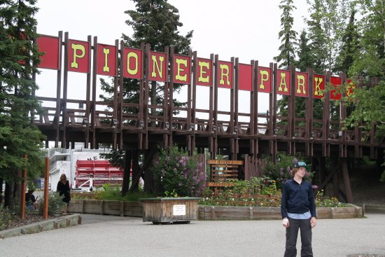 写真Pioneer Park枚