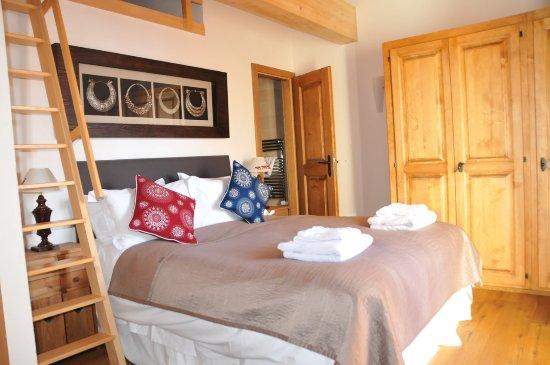 Chalet Balthazar: Apt 5 Bedroom