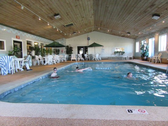 bayside resort hotel indoor pool