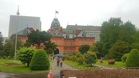 Bilde fra Former Hokkaido Government Office Building