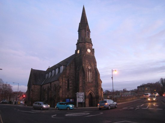 St George's United Reformed Church Morpeth