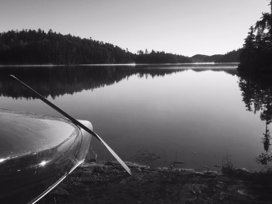 Voyageur Canoe Outfitters: Heaven on earth.