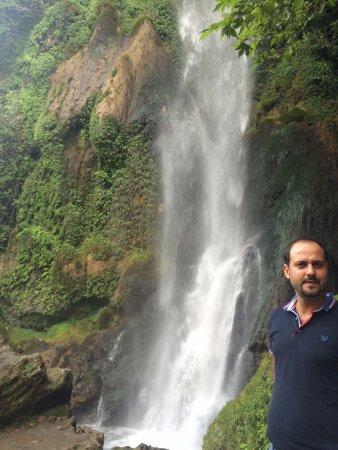 Sunturas Falls
