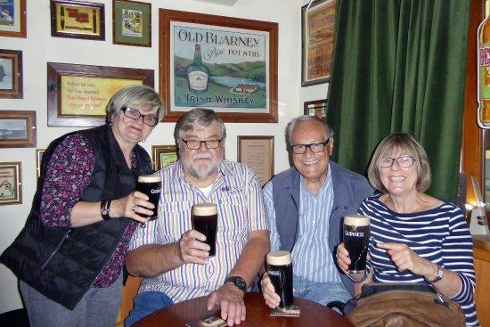 A Bit of Irish: eine fröhliche Runde
