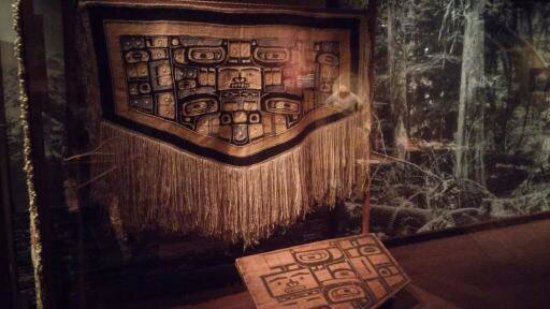 Royal British Columbia Museum: typical clothing