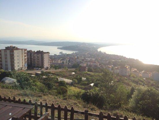 Gerze, Turkije: Gün batmadan Sinop