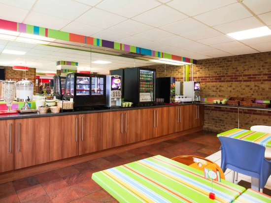 Ibis Styles London Leyton: Restaurant