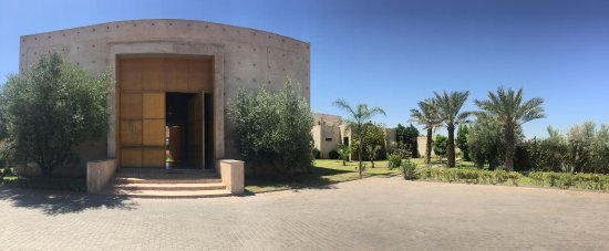 Sirayane Boutique Hotel & Spa: Front of the hotel