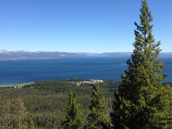 Lake Lodge Cabins : View from Elephant Back overlook