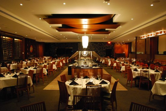 Chima Brazilian Steakhouse: Main dining room
