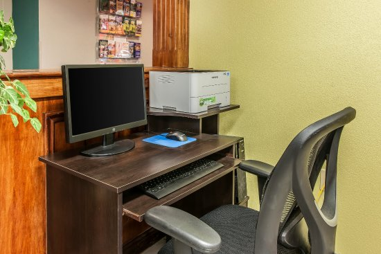 Quality Inn : Business center
