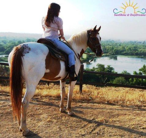Norco, CA: Ride Rental Enjoy Riverbed Views in Riverside, CA