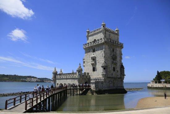 Torre de Belém Garden
