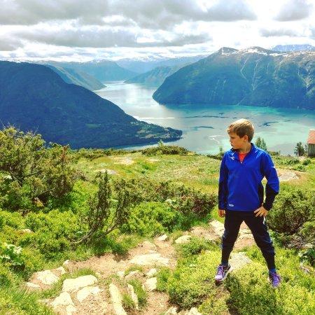 Hafslo, Norveç: Molden