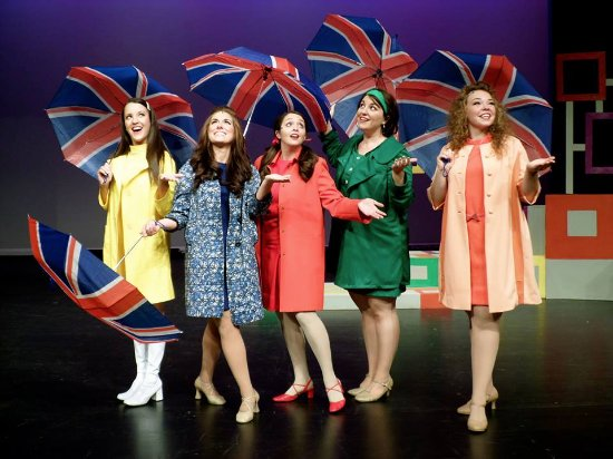 Abilene, KS: Shout! The Mod Musical
