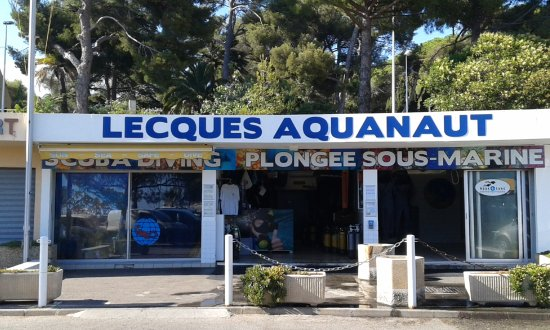 Lecques Aquanaut