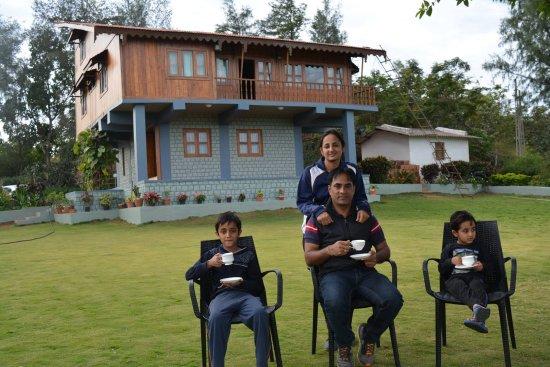 Restauranter i Saputara