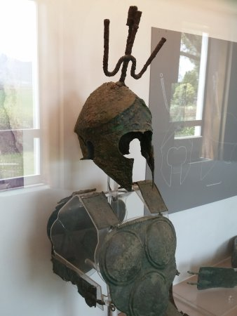 Museo Archeologico Nazionale di Paestum : Lots of interesting artifacts on display