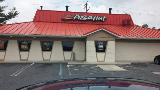 Rosedale, MD: Pizza Hut