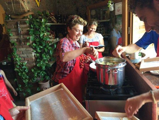 La Cucina di Giuseppina - Italian Cooking School