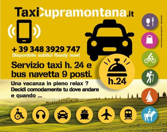 Cupramontana, İtalya: Banner