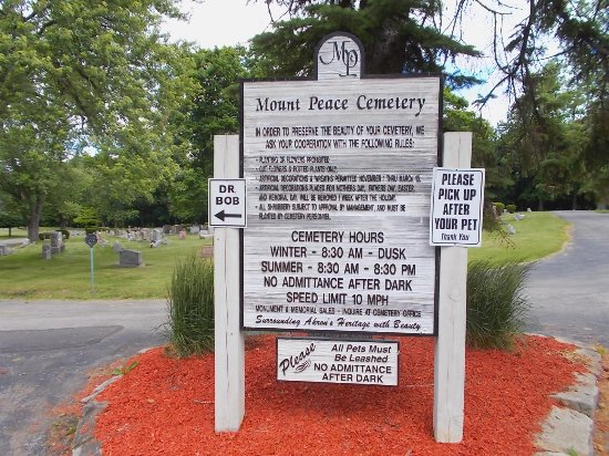 Dr. Bob's Gravesite