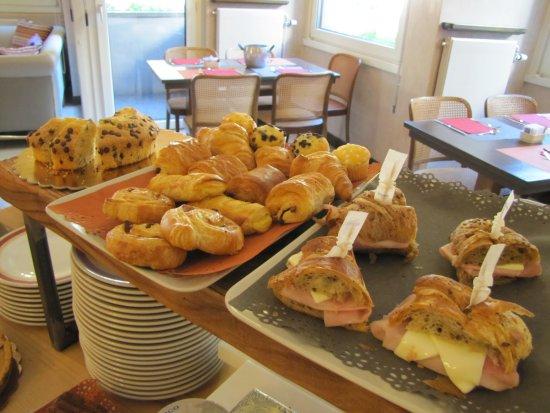 Park Hotel Meuble: Buffet Colazione
