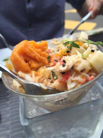 HONEY Restaurant: Fire and Ice