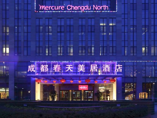 Mercure Chengdu North Hotel