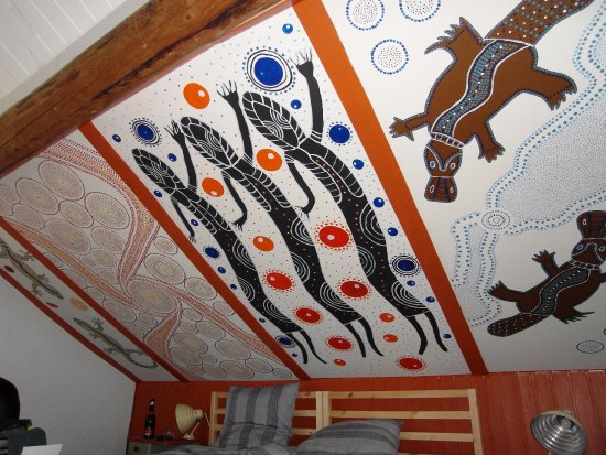"Ban-sur-Meurthe-Clefcy, Frankrijk: Themenbezogenes Zimmer ""Down Under"""