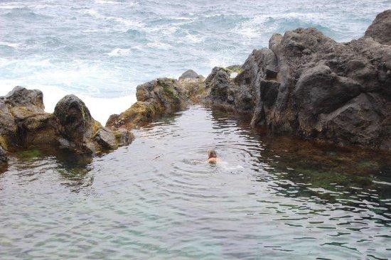 San Juan de la Rambla, İspanya: perfekt zum baden