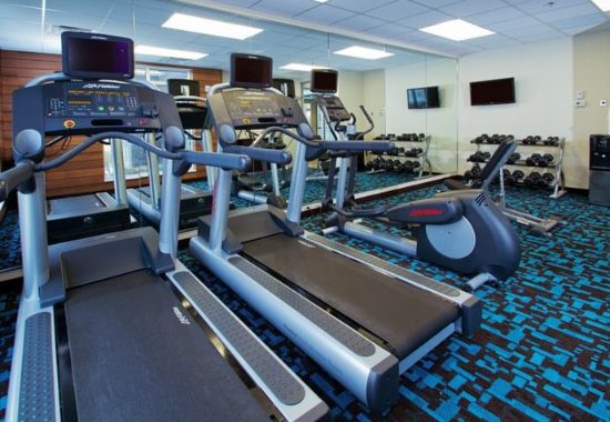 Wentzville, MO : Fitness Center