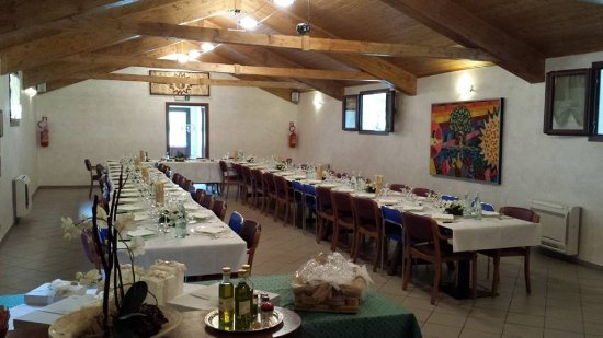 Тойрано, Италия: Sala ristorante