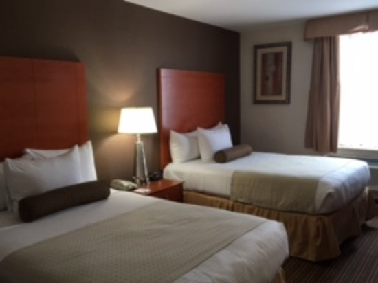 Best Western JFK Airport Hotel: 2 Double Bedded Room